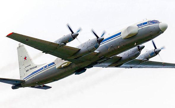 IL-22PP 2021 2 伐木工 ECM 电子战机