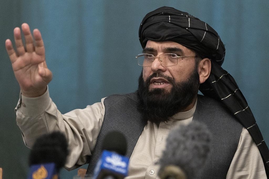 塔利班:內閣組建或需幾個月時間 人員構成可能有變