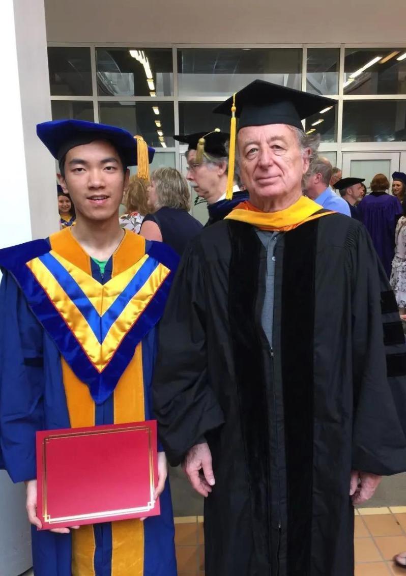 26岁陈杲归国加盟中科大,两年前已在美高校任博导