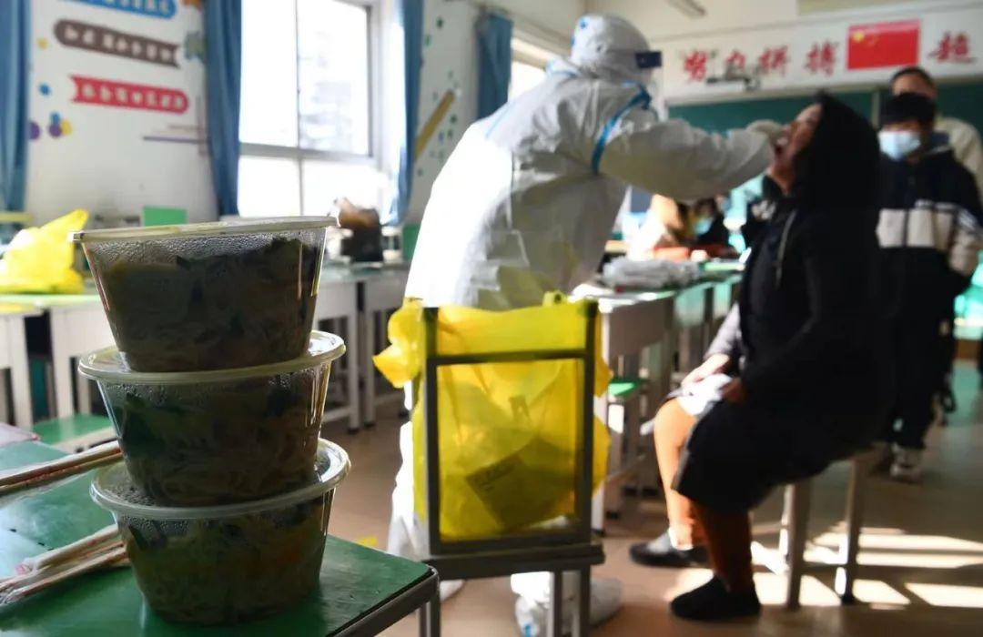 石家庄一社区工作人员抗疫中离世,专家建议追认为烈士 最新热点 第2张