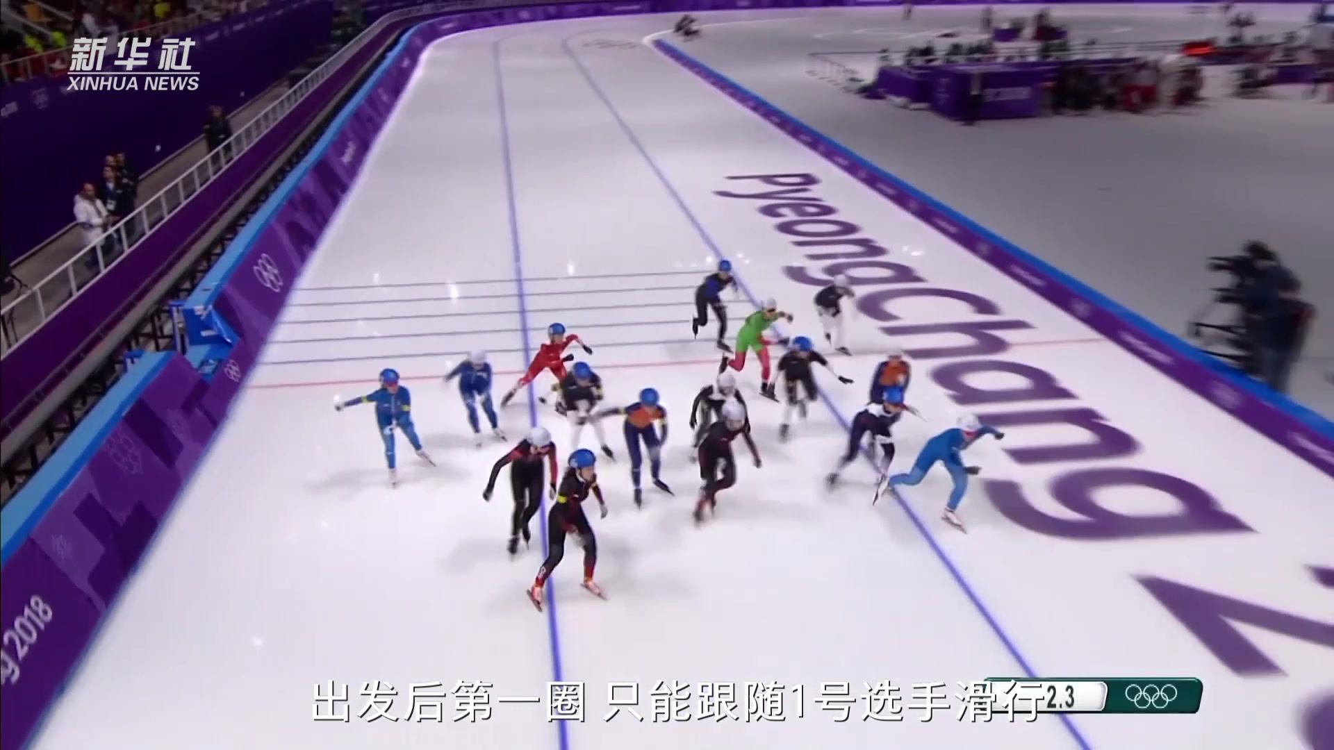 冬奥知识|第一集:速度滑冰