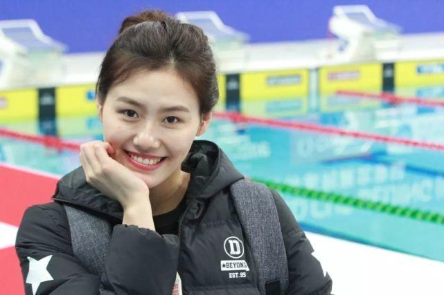 女神刘湘夺冠后爆金句:广东田径有苏炳添,游泳有我