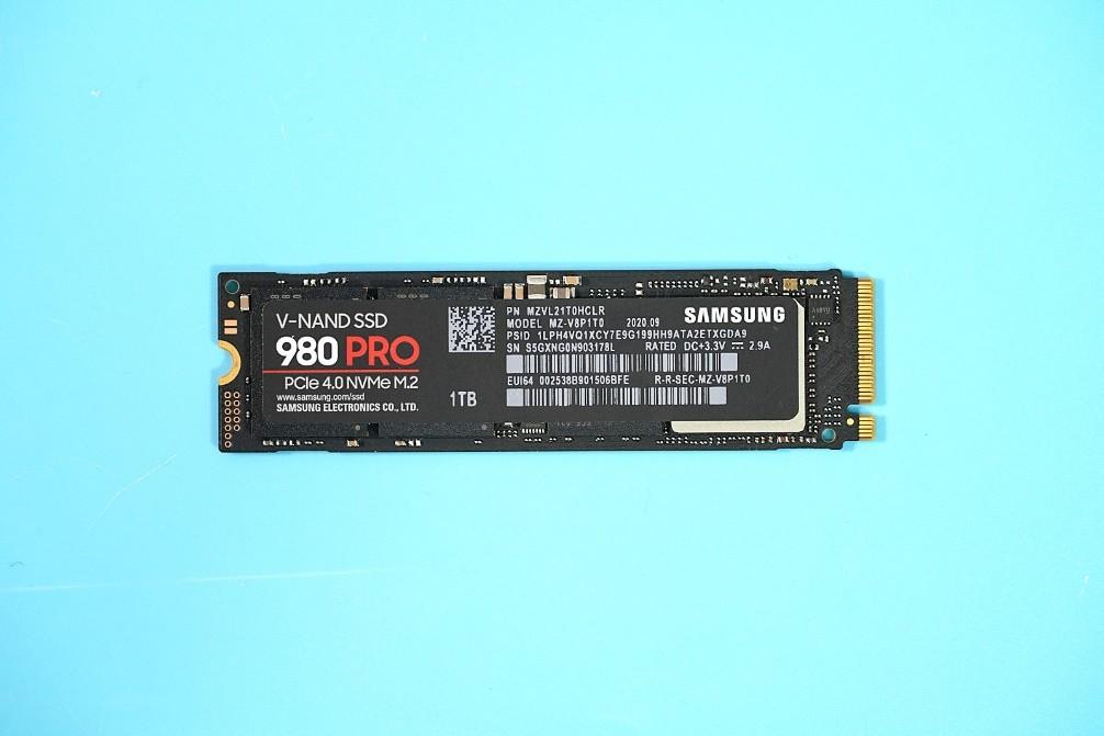 现役最强消费级SSD有多快!三星980PRO 1TB评测:首次达成7.