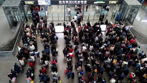 【btcguild】_这个春节能回家吗?人员大规模流动,疫情会进一步反弹吗?