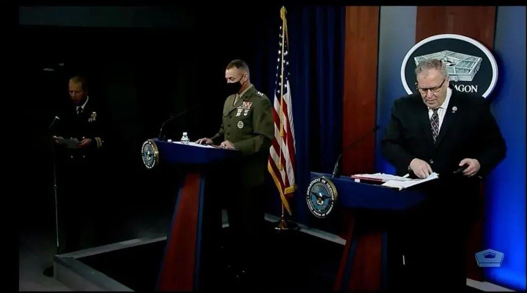 美国防部称,要在人工智能方面与中俄进行竞争