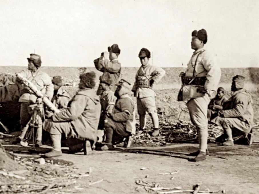 上图_ 第二次直奉战争,从1924年9月15日到11月3日,一共打了50多天