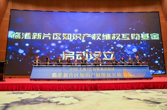 集成电路、人工智能等企业共同发起 临港新片区知识产权维权互助基金设立