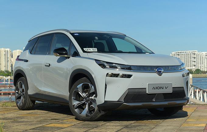 广汽埃安V将推新车型 8分钟充电80 最快9月投产-图1