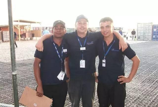 我在美军驻阿富汗营地工作的900天