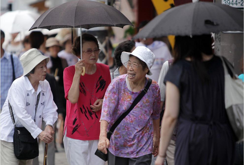 日本總人口最新數據出爐 首次跌出世界前十