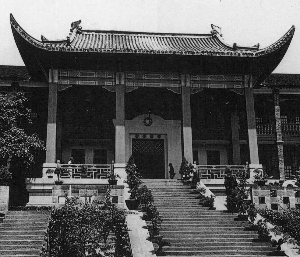 上图_ 重庆国民政府 旧址