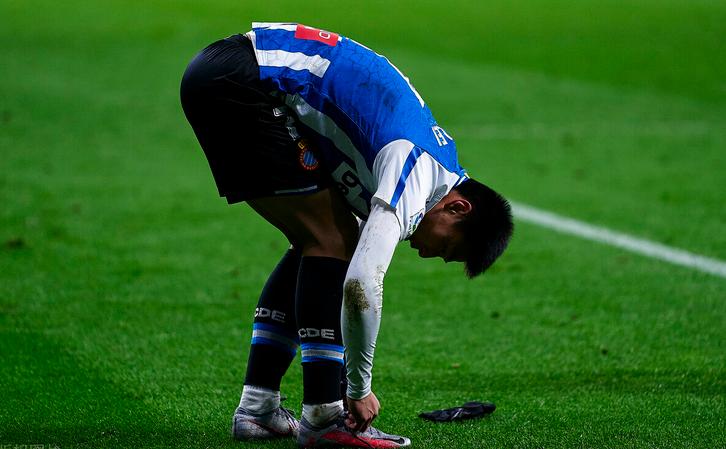 武磊透露为何在西乙打替补!伤病影响大 近1年一直吃止痛药