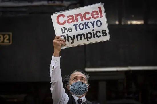 东京医师协会呼吁取消即将在7月举行的东京奥运会。