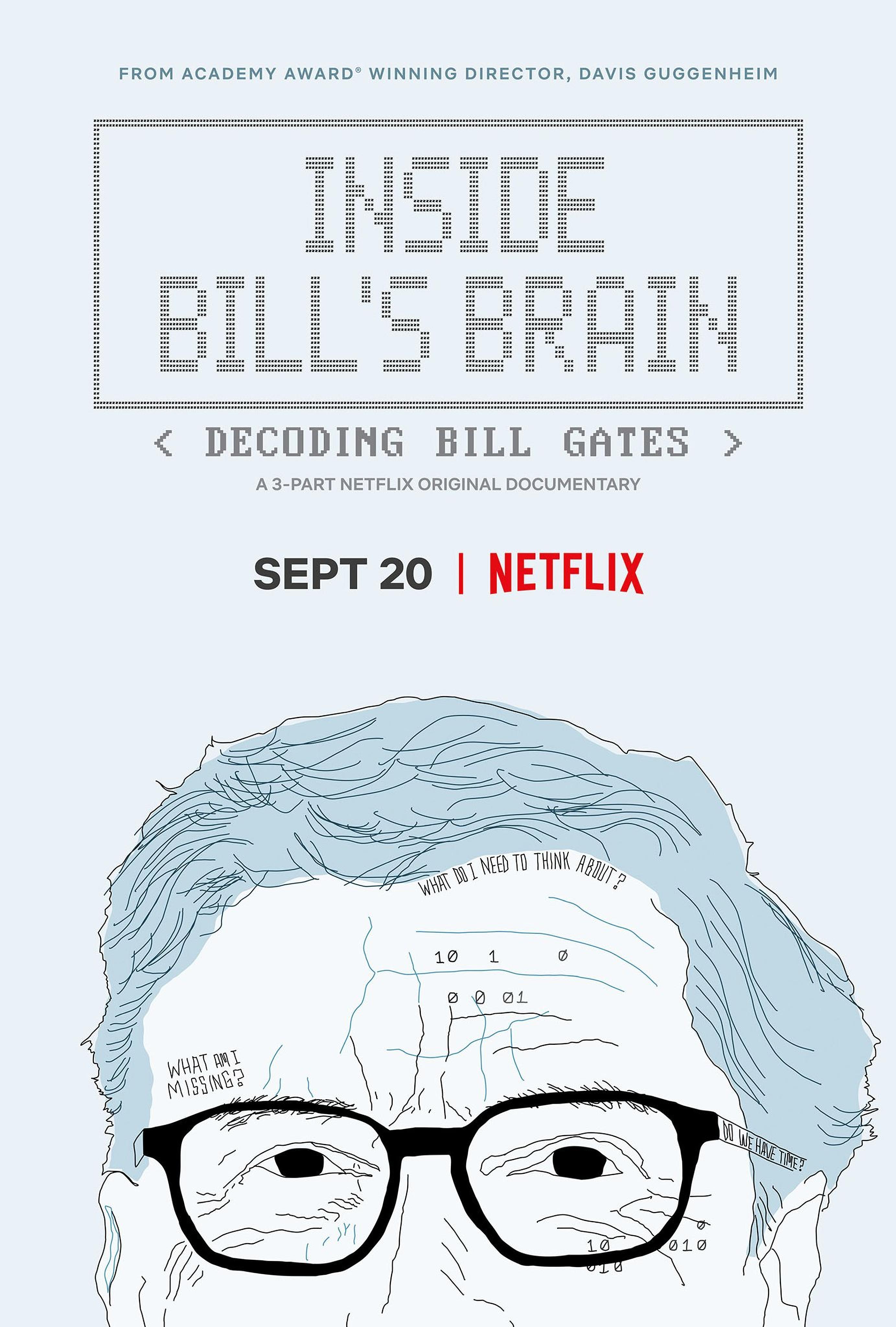 《走进比尔:解码比尔·盖茨》海报