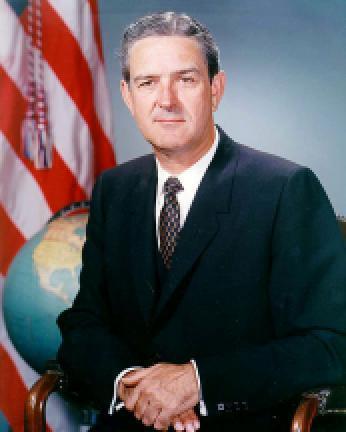 △第61任美國財政部長 約翰·康納利