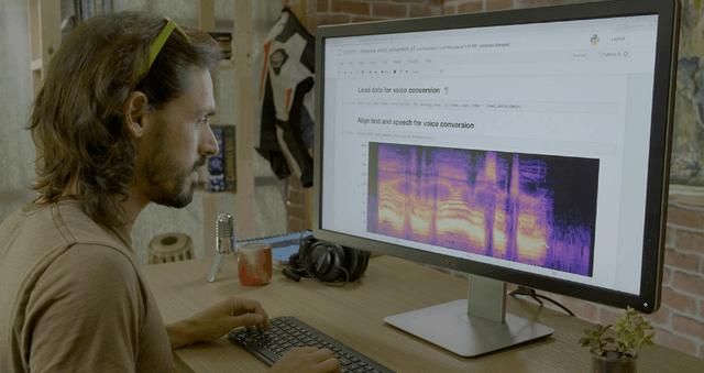 NVIDIA的最新技术使人工智能的声音更具表现力和真实感