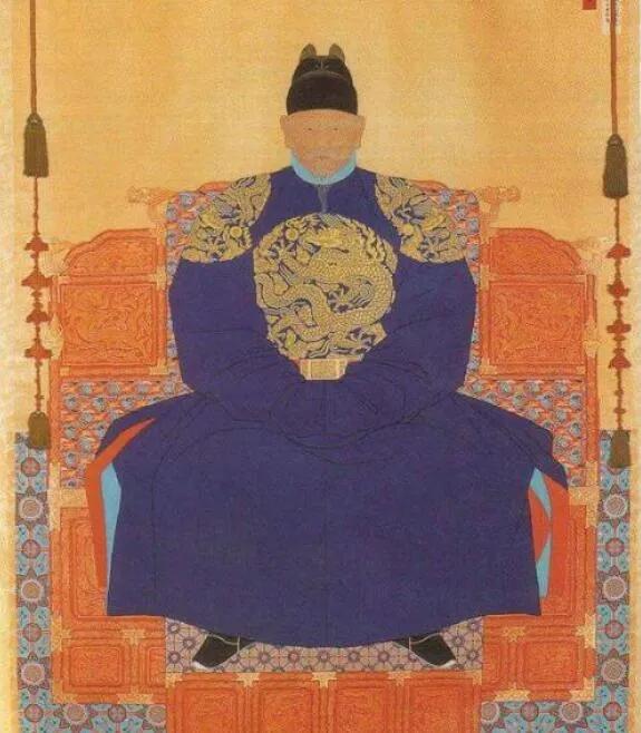 上图_ 李成桂(1335年-1408年),李朝开国之君