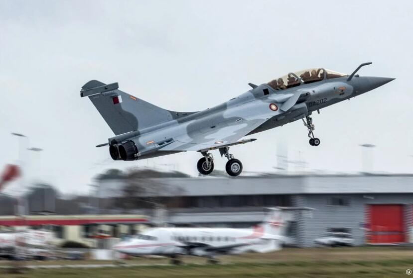 卡塔尔空军的阵风战斗机