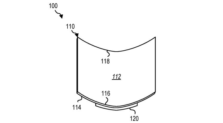 微软新专利曝光:Surface手机将拥有更强大的可折