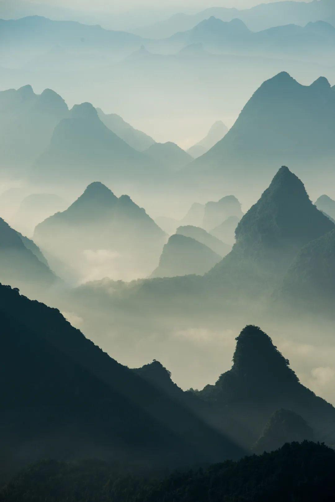 ▲ 尧山日出。摄影/壹米网线