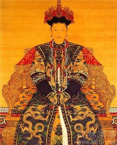 孝惠章皇后画像
