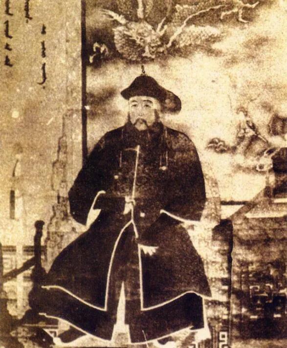 上图_ 爱新觉罗·多尔衮(1612年11月17日—1650年12月31日)