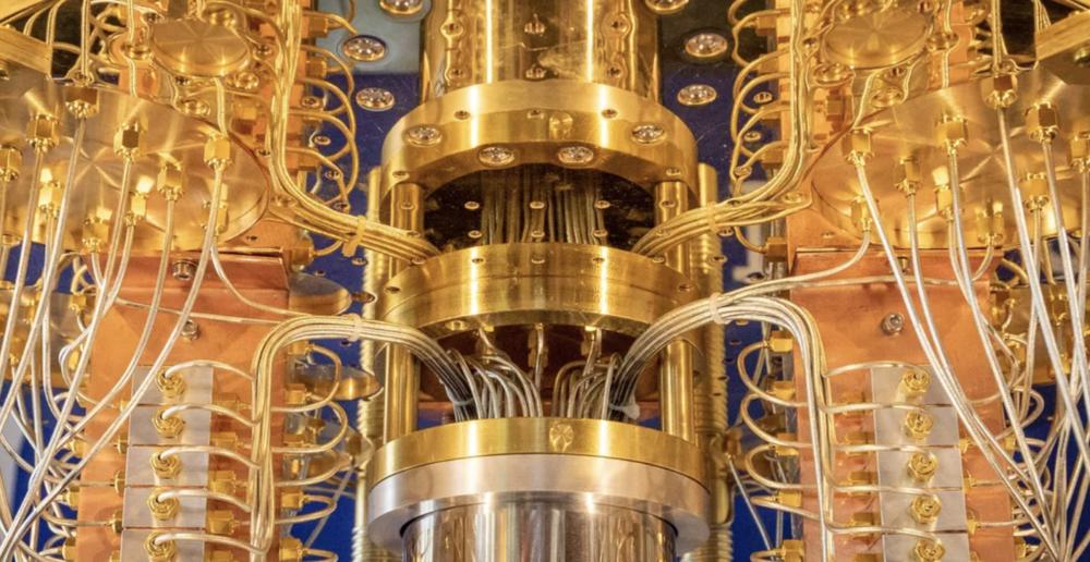 IBM的53位量子计算机Q