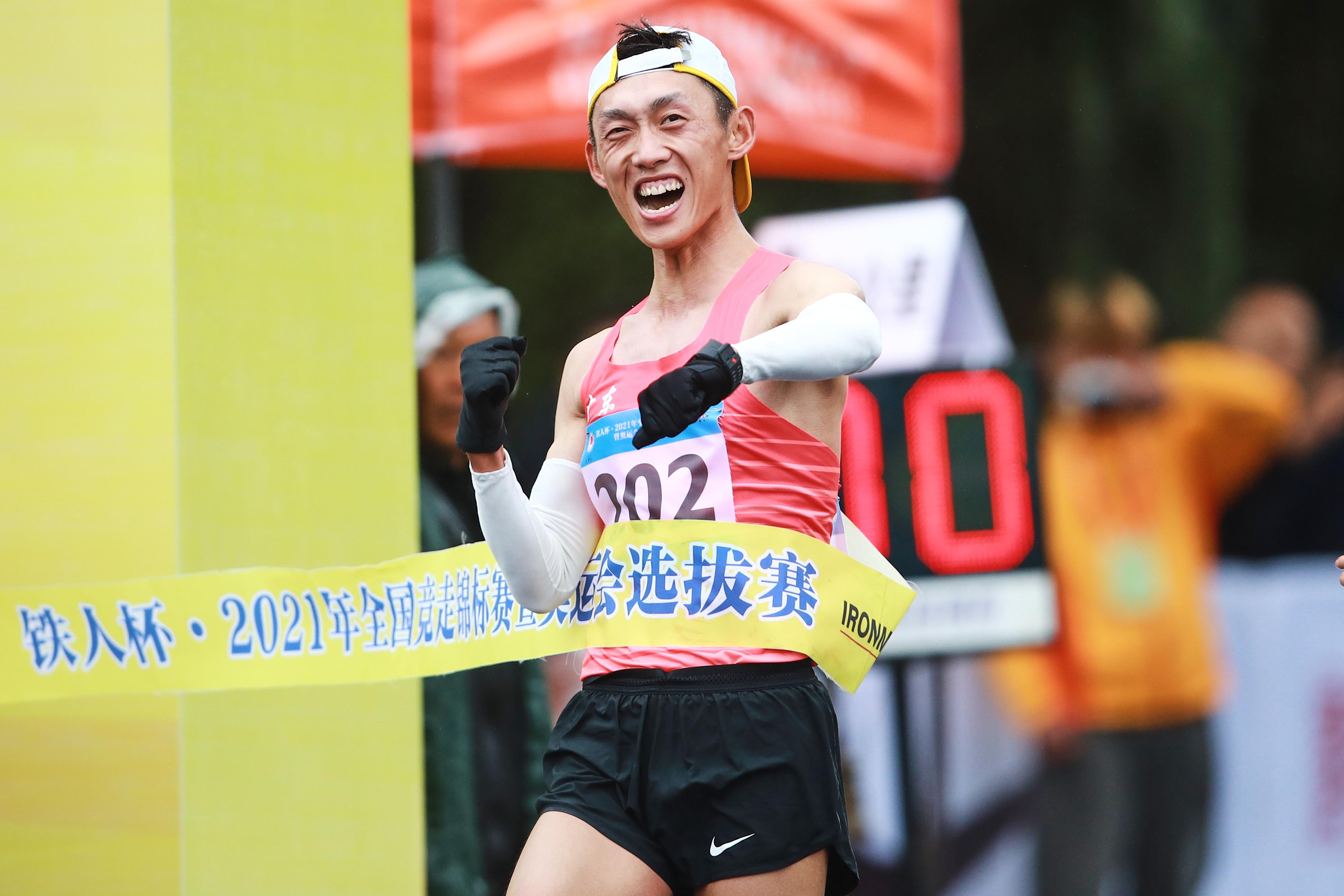 王凯华国内赛事夺冠。