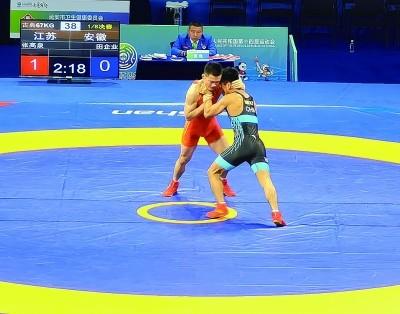 摔跤:力量与智慧的双重交锋