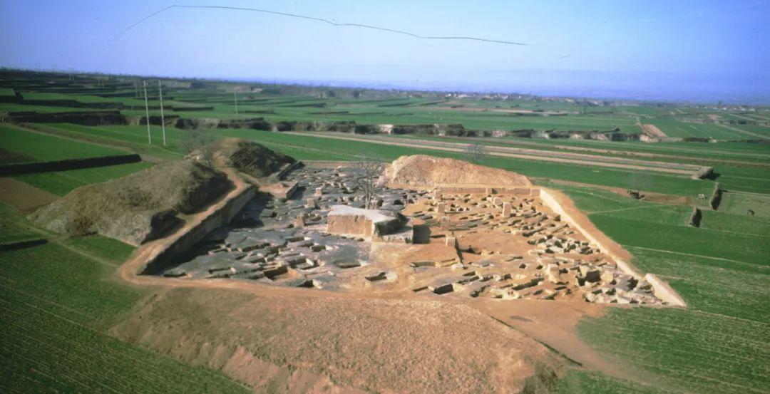 1984年陶寺遗址发掘现场