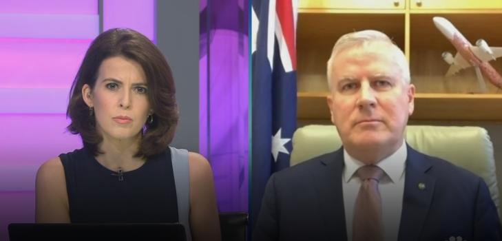 愿为中澳关系做啥?澳大利亚副总理回应