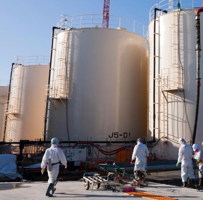 图片来自东京电力公司官网。