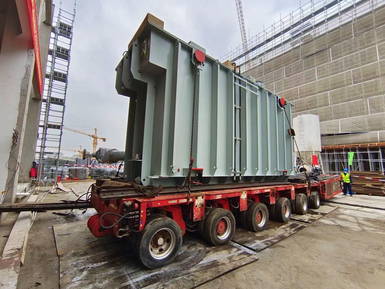 腾讯长三角人工智能超算中心建设最新进展:供电配套项目成功送电,预计月底试运行