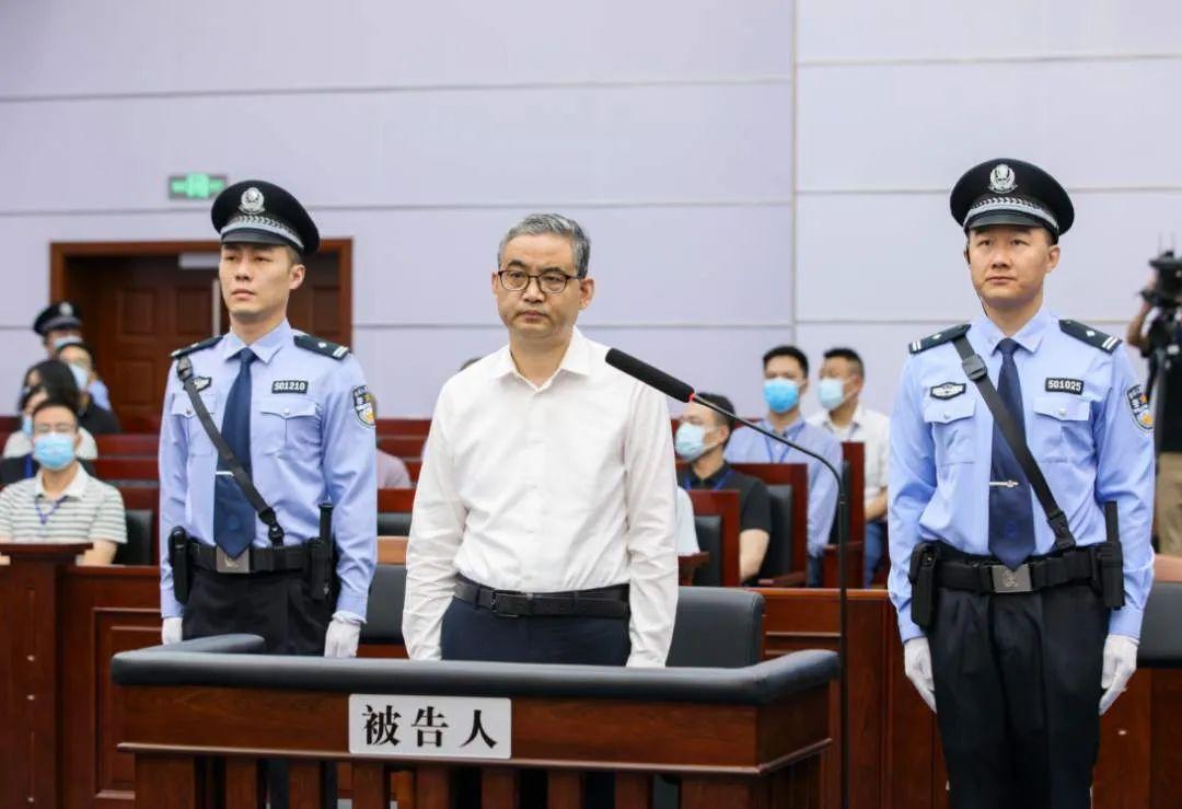 闯了天祸的青海原副省长文国栋当庭认罪