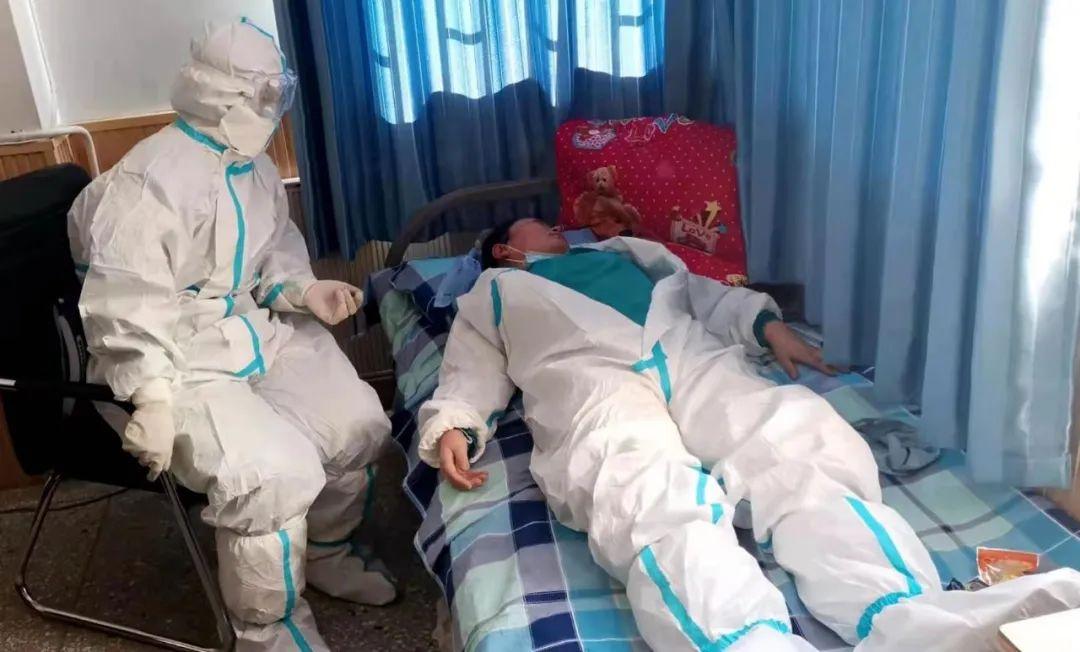 石家庄一社区工作人员抗疫中离世,专家建议追认为烈士 最新热点 第1张