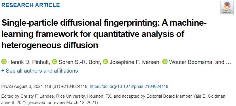 人工智能对「可疑」蛋白质进行「指纹识别」