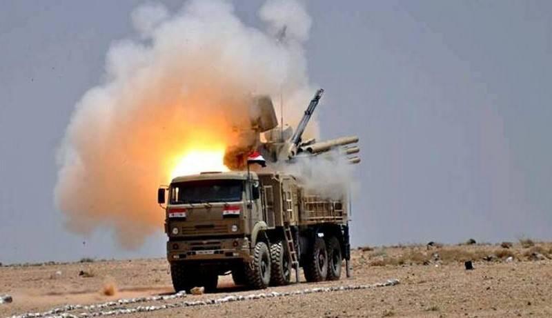以色列向敘利亞發射24枚導彈 敘軍用俄制武器攔下22枚