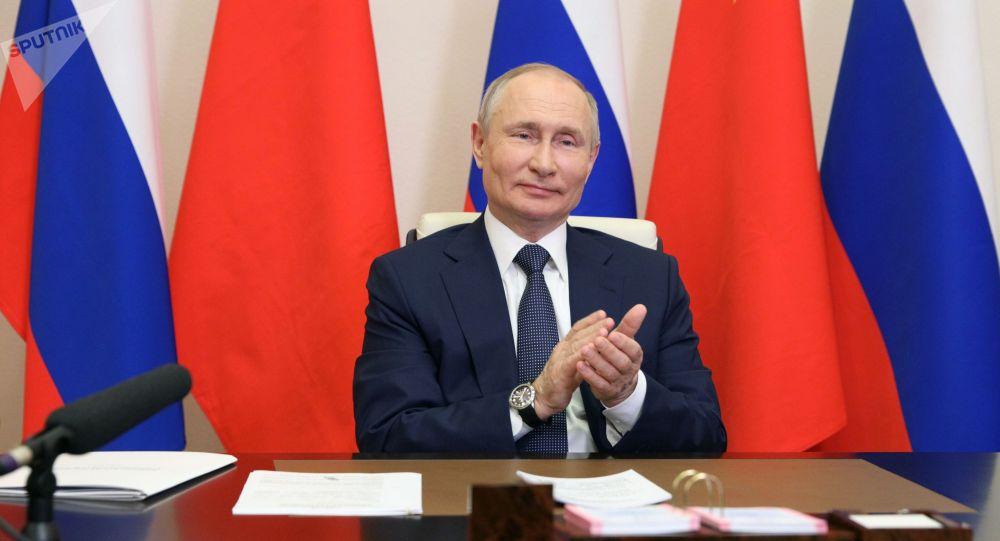 leyu乐鱼体育:普京:当前俄中关系达到历史最高水平