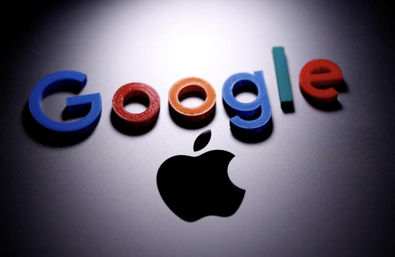市值一夜蒸发5400亿,苹果让步!哪些公司将受益?