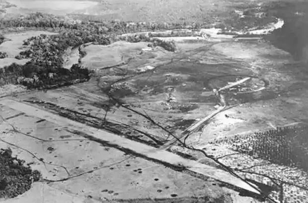 上图_ 瓜岛 亨德森机场战役