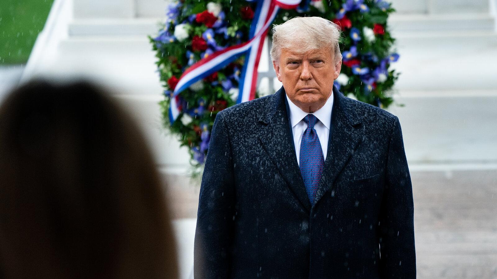 【ance】_外媒:特朗普任期最后几天,助手们正努力稳住一位愤怒、受孤立的总统