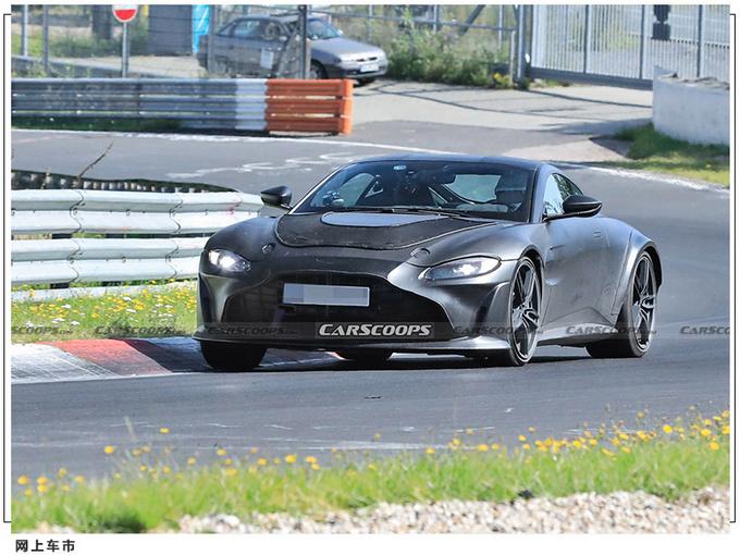 阿斯顿马丁全新车型曝光将搭V12动力/外观升级-图3
