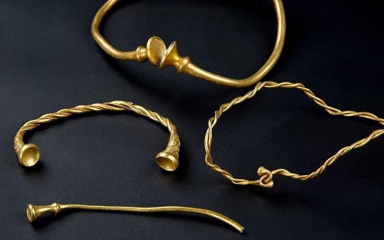 铁器时代的黄金珠宝(英国)