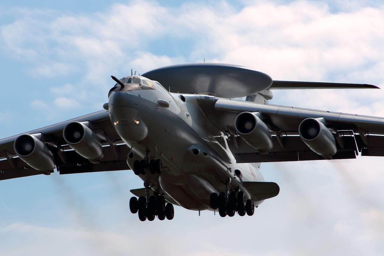 俄罗斯A-50预警机