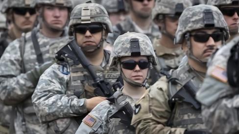 美国已开始从阿富汗撤军,上周曾空袭塔利班