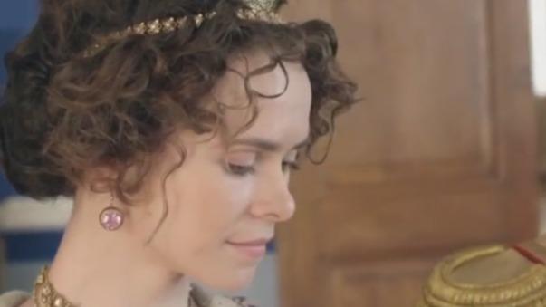 亚历山大和妻子分居多年 为何却愿为妻子搬离城堡?