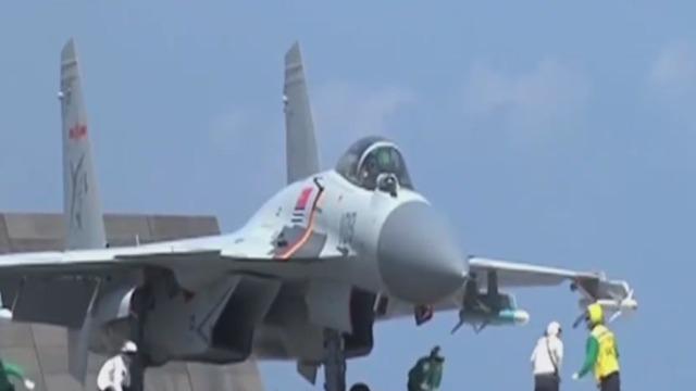 中国解放军战机换新隐形涂料 可削减敌方雷达侦截概率!
