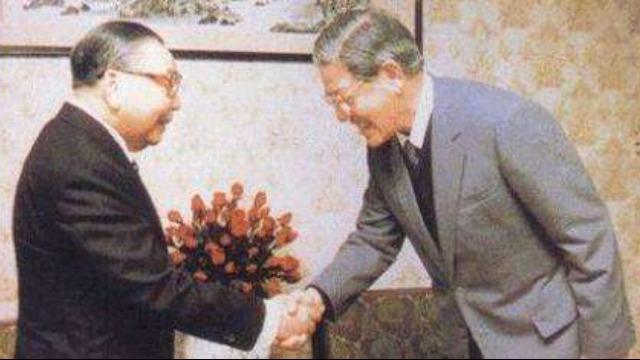 蒋经国为何挑选李登辉为接班人?背后充满了无奈!