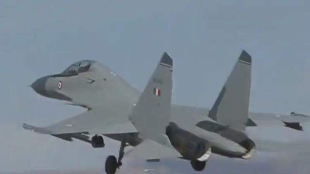 外媒:印度空军仍有250架苏30飞机的需求缺口