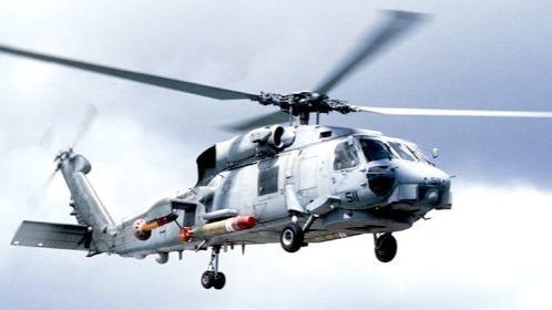 评:台军准备斥资70亿港币采购10架美制反潜直升机
